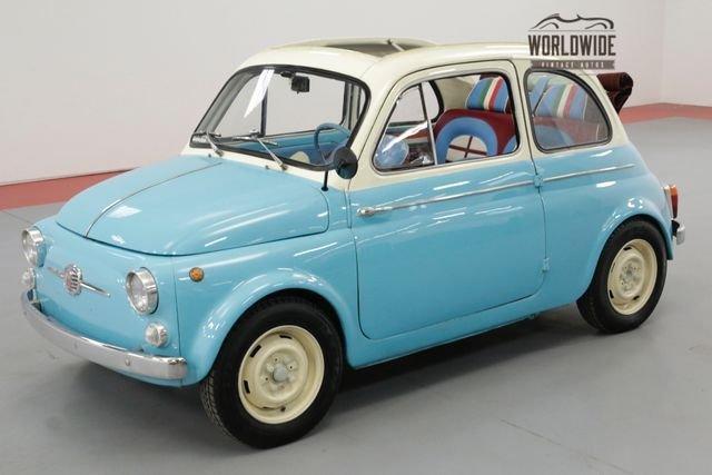 1963 Fiat 500