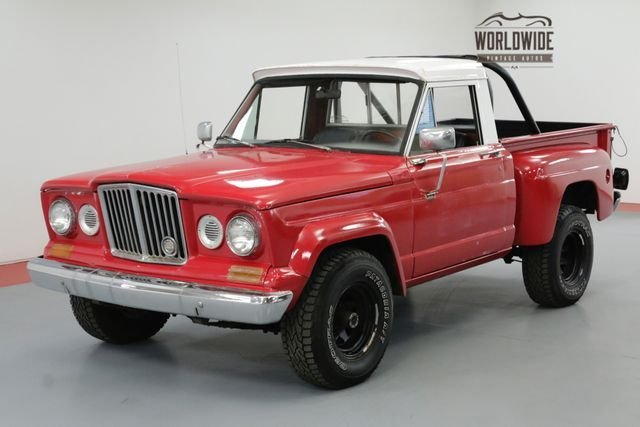 1973 Jeep J10
