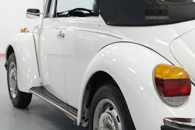 1978 Volkswagen Bug