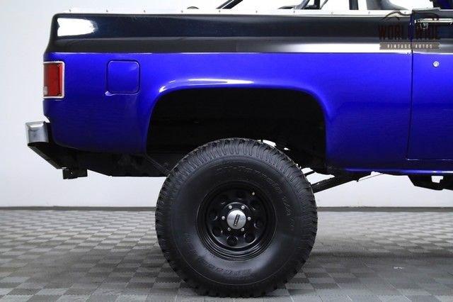 1973 Chevrolet Blazer