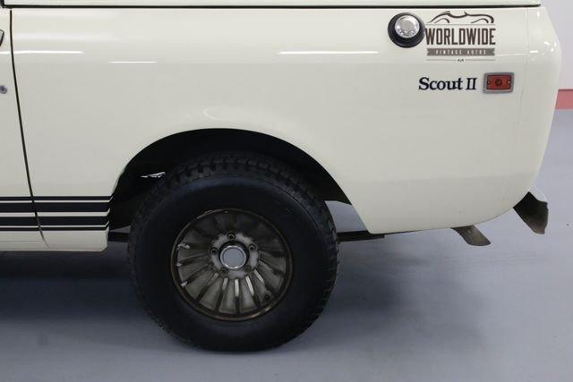 1980 International Scout