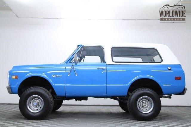 1971 Chevrolet K5 Blazer