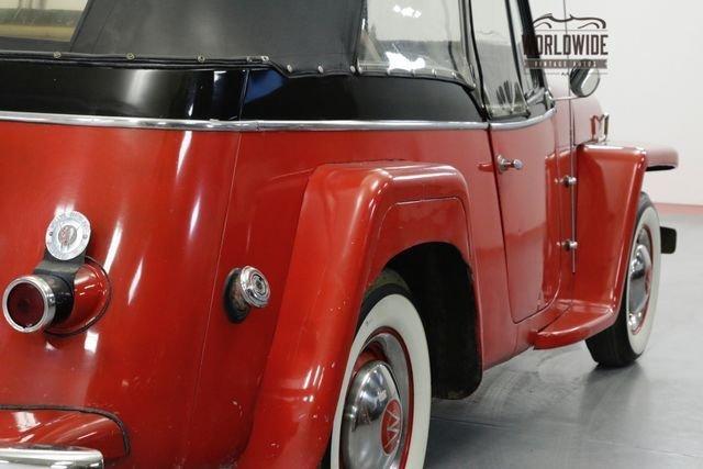 1950 Jeep Jeepster