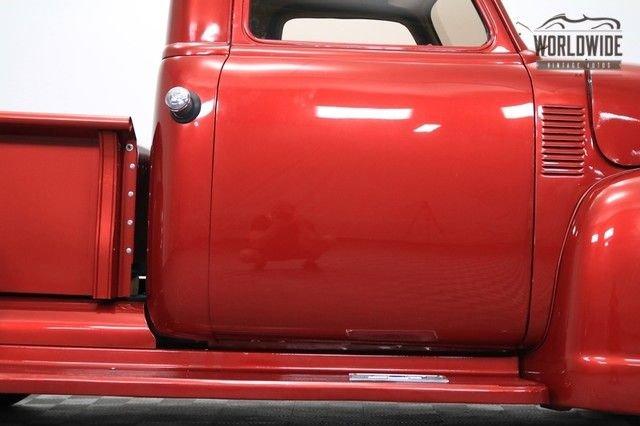 1950 Chevrolet 3100 (Vip) Mild Custom Exterior, Great Paint!