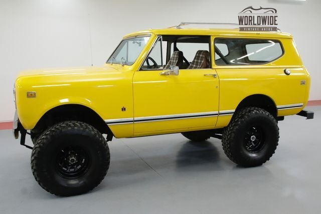 1978 International Scout