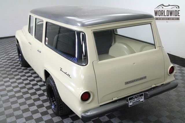 1967 International Travelall