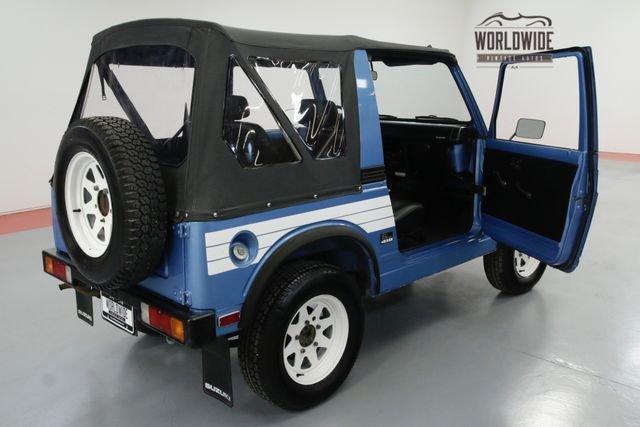 1983 Suzuki Jimny 4Wd