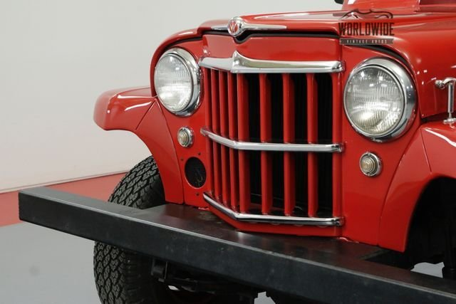 1964 Jeep Willys
