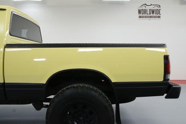 1985 Nissan Pickup