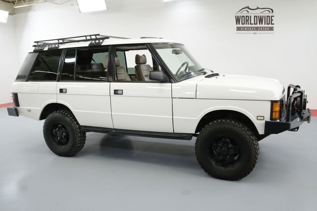 1994 Land Rover Classic