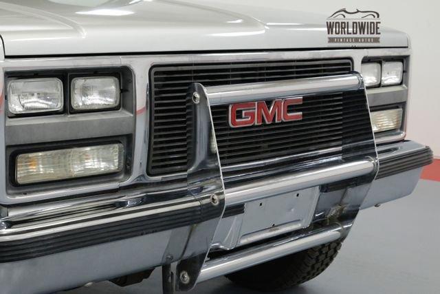 1990 GMC Jimmy