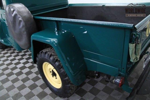 1954 Jeep Truck