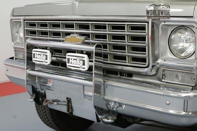 1976 Chevrolet Suburban