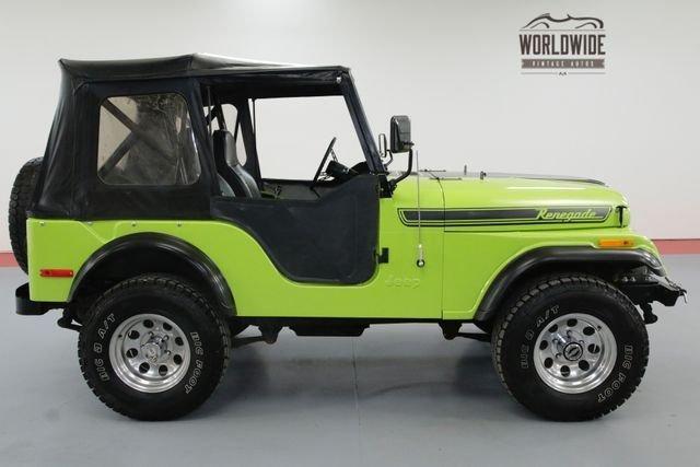 1976 Jeep Cj5