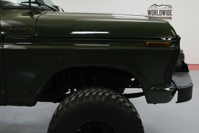 1977 Ford F250