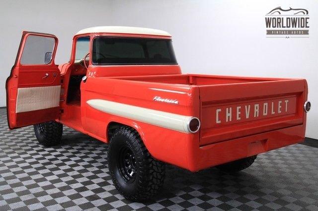 1958 Chevrolet Apache Pickup