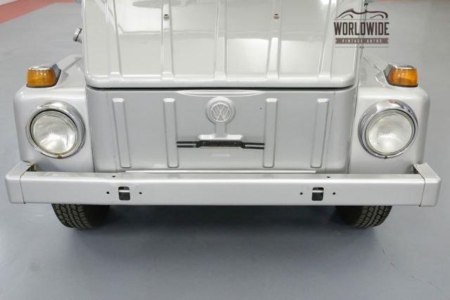 1974 Volkswagen Thing