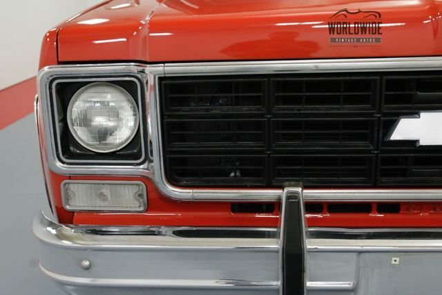1978 Chevrolet Blazer