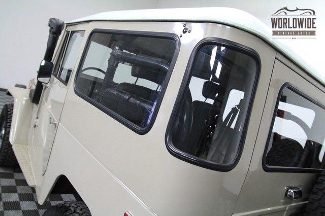 1974 Toyota Fj40 Land Cruiser