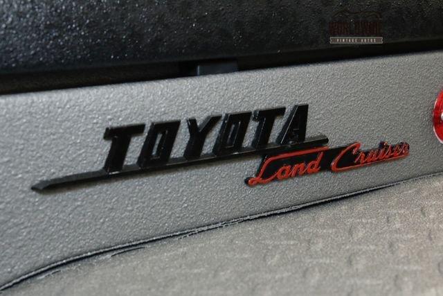 1971 Toyota Land Cruiser Fj40