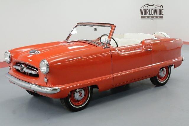 1954 Nash Metropolitan