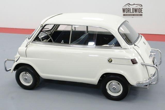 1958 BMW Isetta