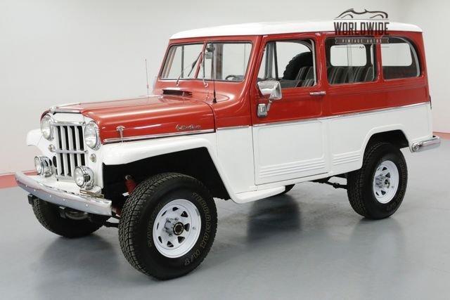 1961 Jeep Willys Wagon