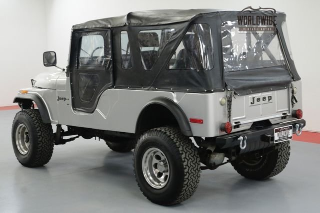 1972 Jeep Cj6