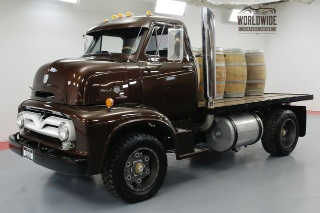 1955 Ford F600
