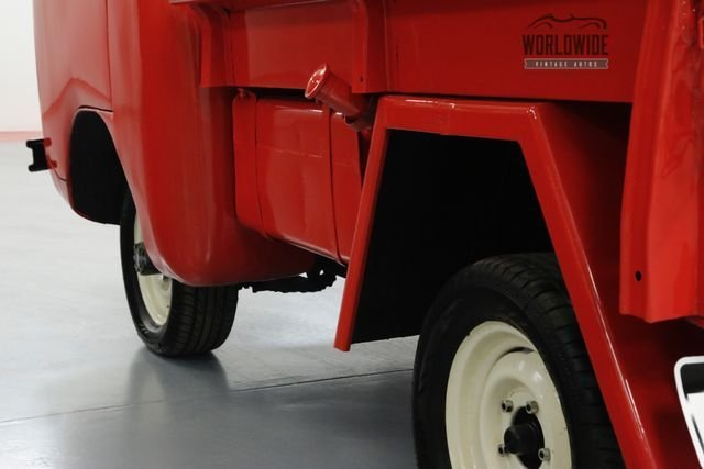1957 Jeep Fc150