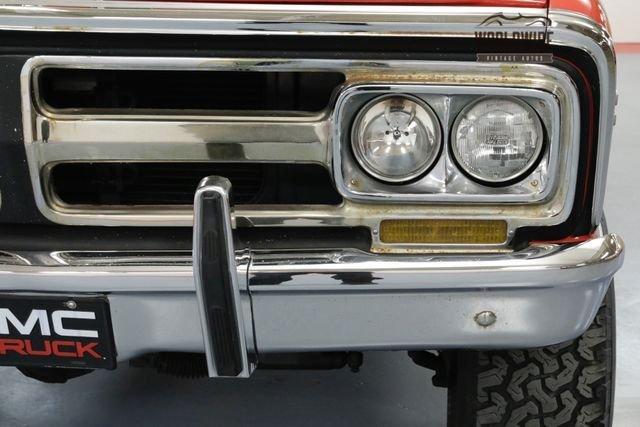 1972 GMC K20