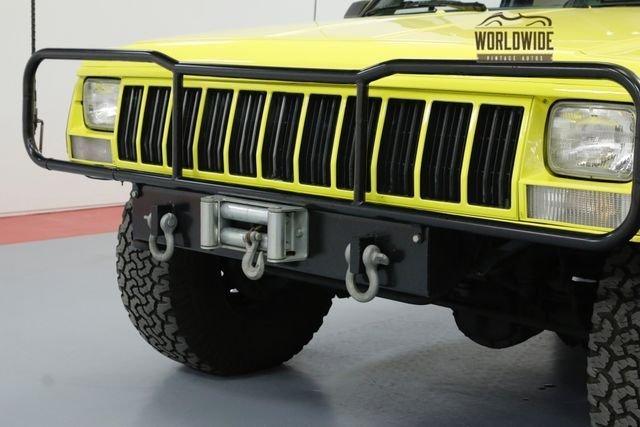 1989 Jeep Cherokee Limited