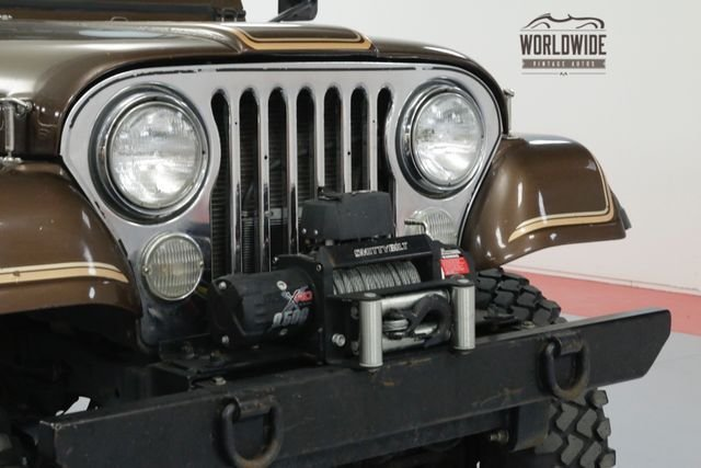1980 Jeep Cj7