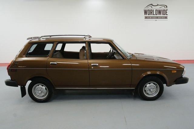 1979 Subaru Dl Wagon