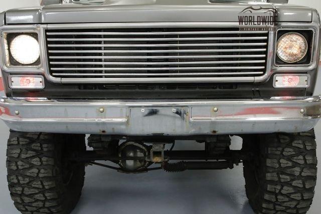1977 Chevrolet Pickup