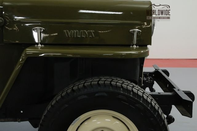 1954 Jeep Cj3B