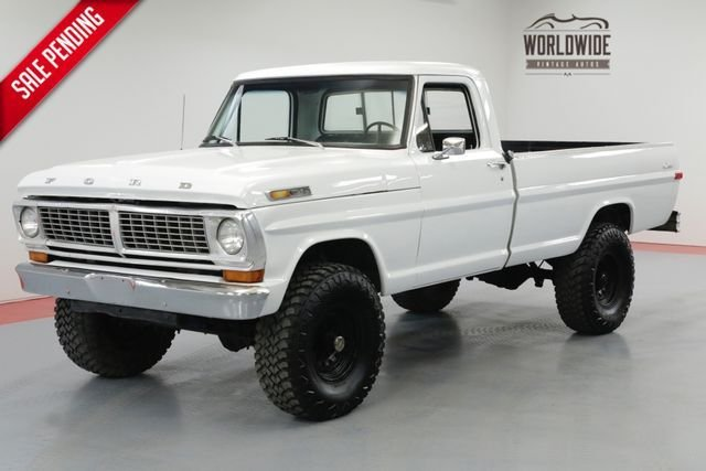 1970 ford f 250
