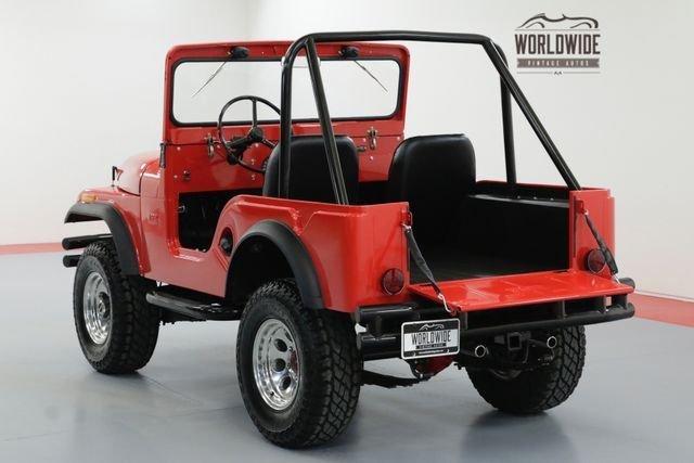 1962 Willys Cj5