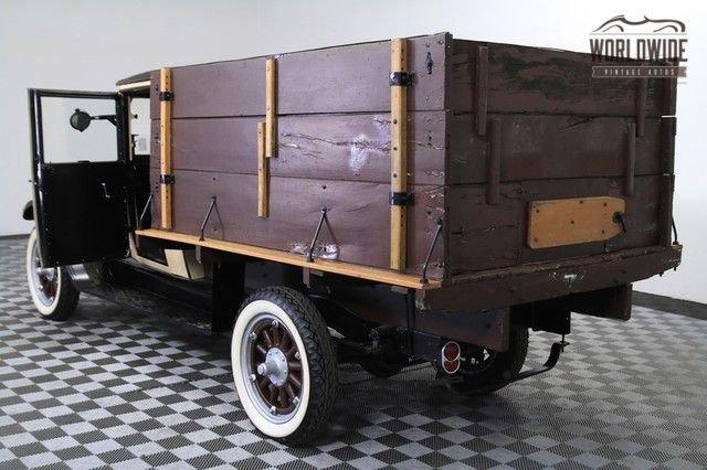 1928 Chevrolet Grain Truck (Vip) Factory 4Cyl Runs Great!