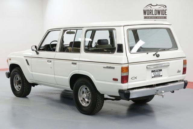 1984 Toyota Land Cruiser