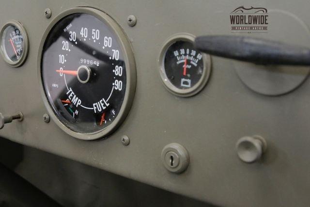 1963 Willys Cj3B