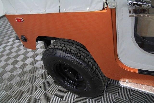 1976 Toyota Fj40 Land Cruiser