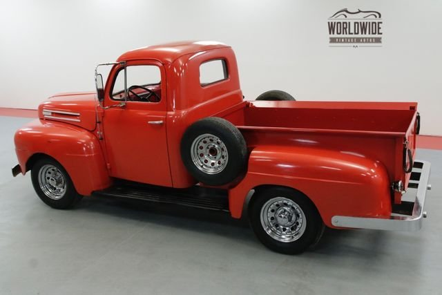 1950 Ford F100