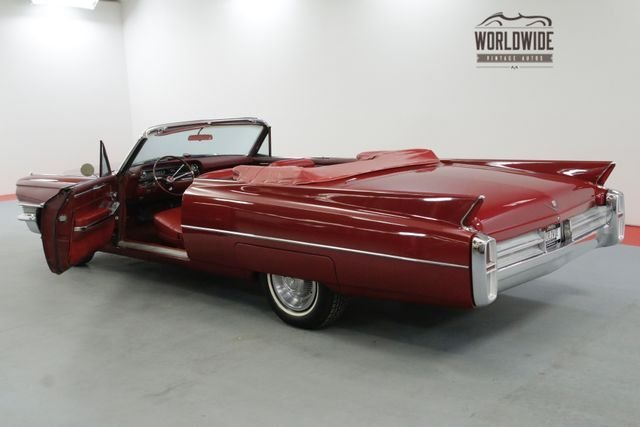 1963 Cadillac Convertible
