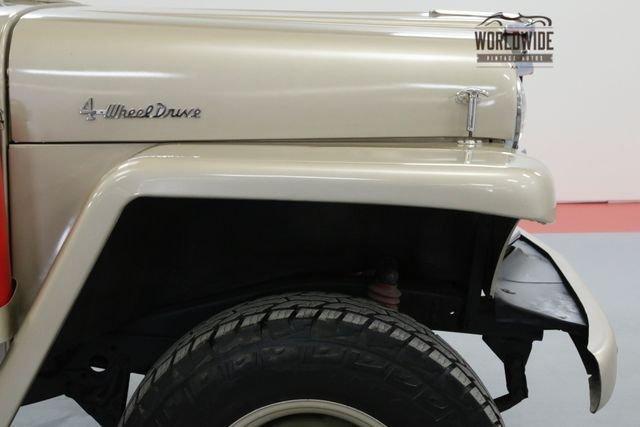 1961 Willys Wagon