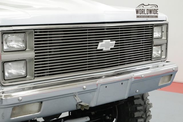 1981 Chevrolet Blazer