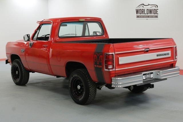 1985 Dodge Power Ram