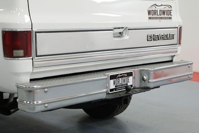 1985 Chevrolet K10