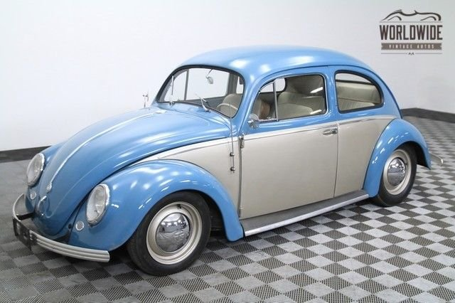 1954 Volkswagen Beete