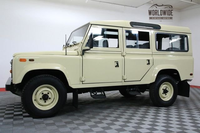 1984 Land Rover Defender 110